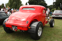 1934 Ford Hot Rod 5900 cc (Trigger's Retro Road Tests!) Tags: show hot classic cars ford sports car festival hall suffolk july 1954 cc classics rod 5900 1934 2010 helmingham