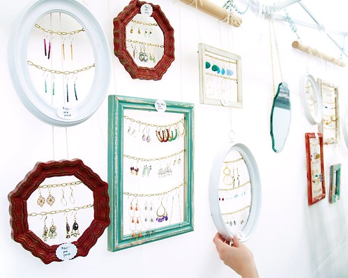 Fun Earring Display