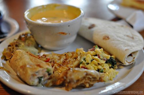 Brunch Plate @ Trudy's ~ Austin, TX