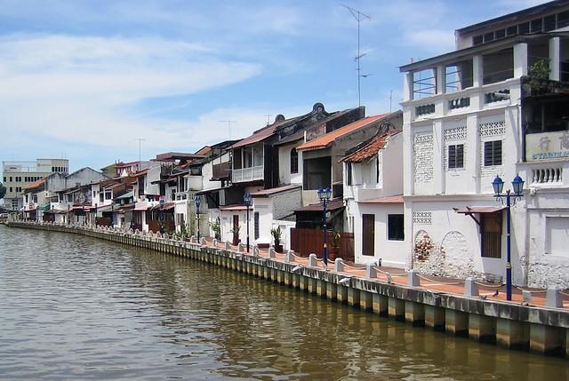 Melaka River, Melaka - Malaysia