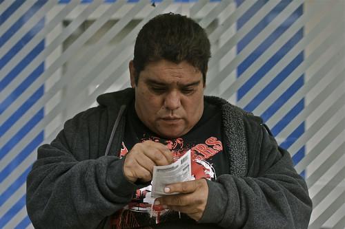 Lottery Scratcher