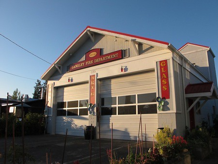 Former Langley Fire Department