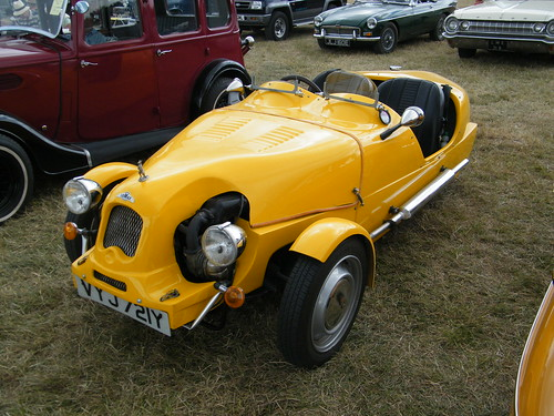 Lomax 223. A kit car using a Citroen 2CV as a base.