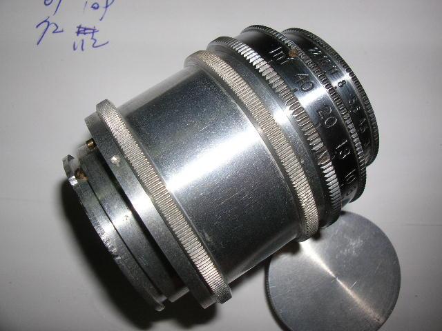 Schneider-Kreuznach Radionar 7.5cm f2.9 亂試!