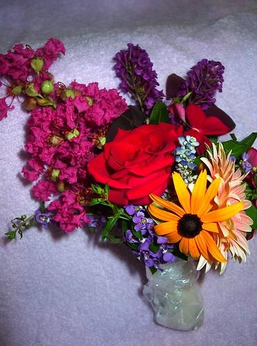 July 31, 2010, Bouquet