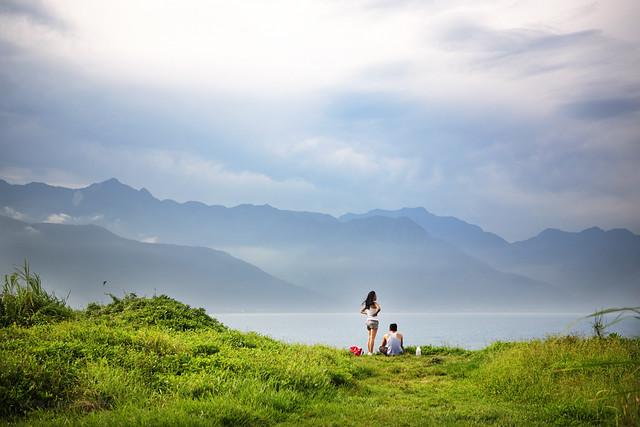 [四八高地] 觀山望海 / Sea watching
