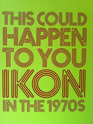 IKON - in the 1970s