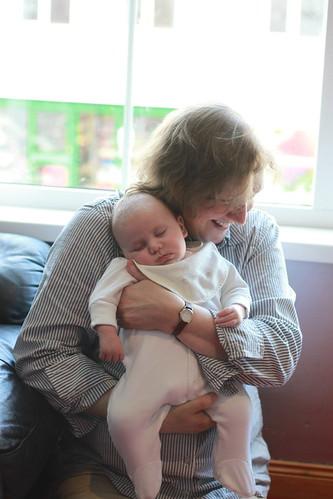 Granny with CJ