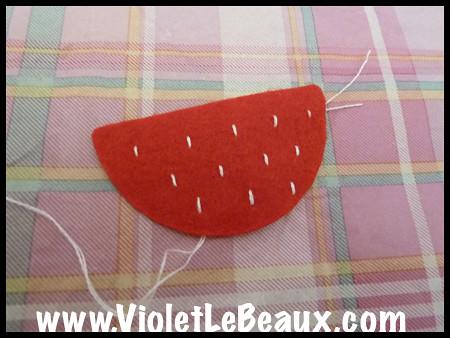 Strawberry Tart Tutorial