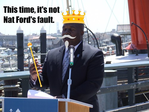 Nat Ford, CEO SFMTA (Parody)