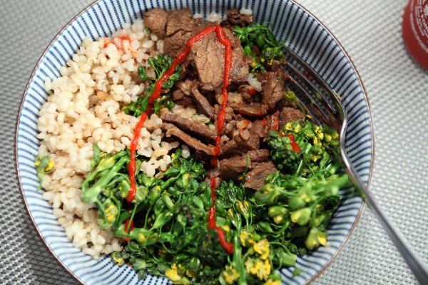 korean or hawaiian style beef