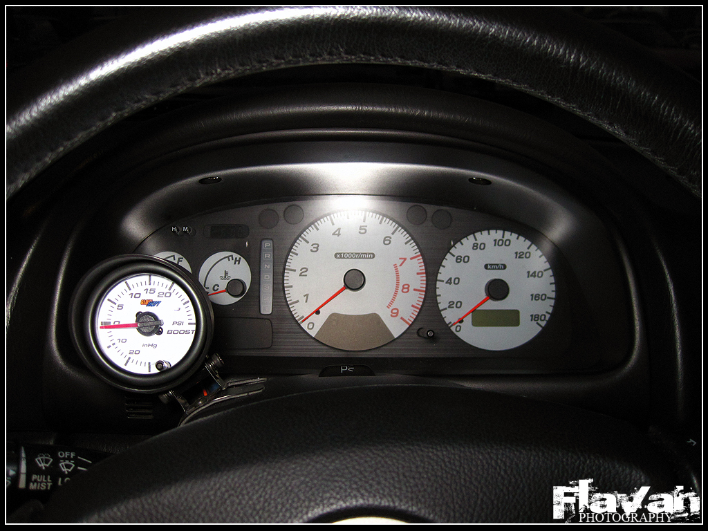 Subaru Speedometer Calibration