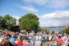 Children's concert on Merd 2010 (Arendal Tourist Office) Tags: festival canalstreet arendal merd