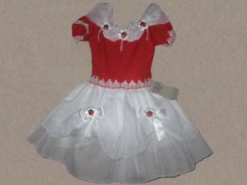 vestido de festa infantil fotos