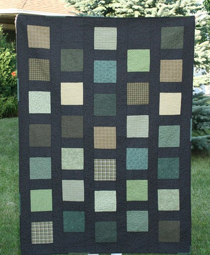 fair and square quilt