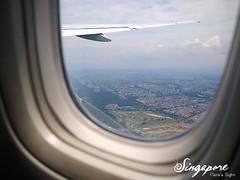 20100719-3 樟宜-桃園機場 E-P1 (25) (fifi_chiang) Tags: travel airplane airport singapore olympus ep1 17mm 新加坡 樟宜機場