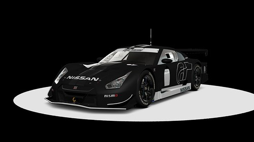 Nissan GT-R GT500 Stealth Model