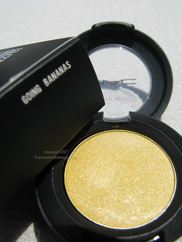 MAC Dare to Wear Going Bananas eye shadow