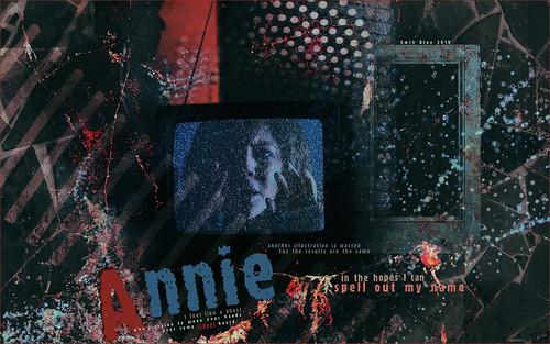 Annie (Being Human fanart)