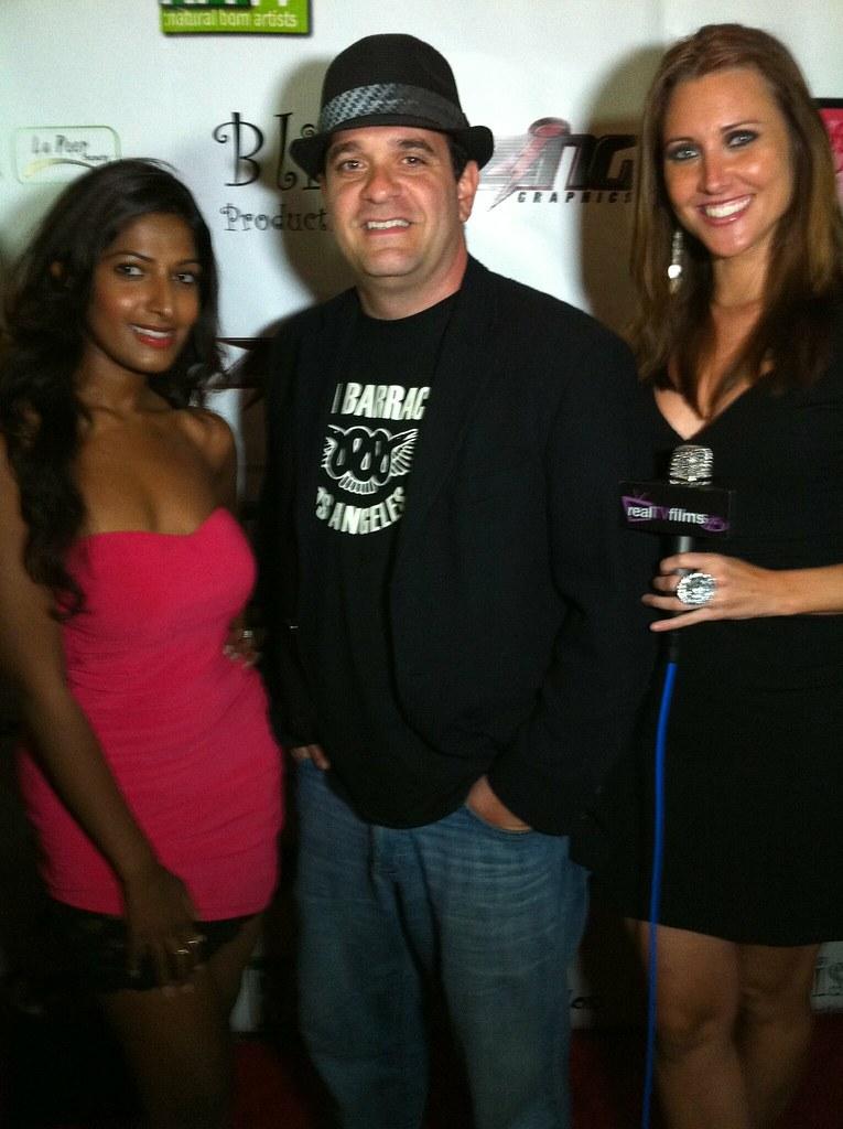 Gino Cafarelli, Stephanie Reibel, Callous DVD Release Party