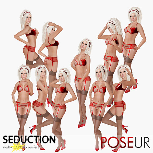 POSEUR - Seduction