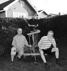 Movio Trio 050810 (Kristjan Aunver) Tags: lana musicians foot jazz gits trio hahahaha jamband footsie movio tiggra15 ankhljufer moviotrio