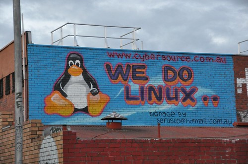 Cybersource - We Do Linux