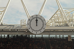 The new clock end (Ronnie Macdonald) Tags: football soccer emirates facup gunners gooners photos clockend futebal emirates fc ac 2010 ronmac milan arsenal