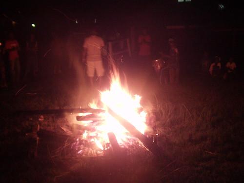 Emancipation Campfire
