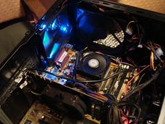 DSC09967 (erKURITA) Tags: azul fan torre caja case led ventilador antec atx blueled darkfleet df30