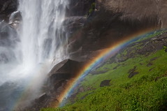 Vernal Fall Photo