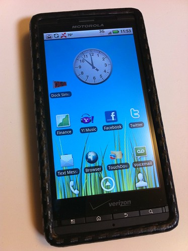 Motorila Droid X by Verizon