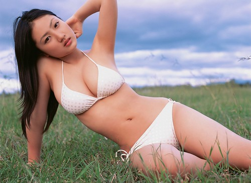Saaya Irie, the hottest Asian model