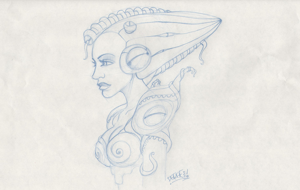 Squid-Queen_pencils