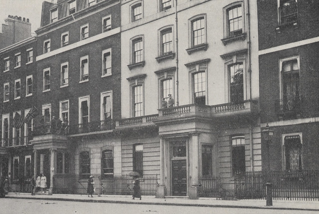 London Headquarters of the American Expeditionary Forces YMCA During World War I by UA Archives  Upper Arlington History