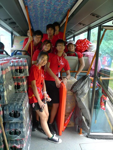 Singapore Youth Olympic Games Torch Relay