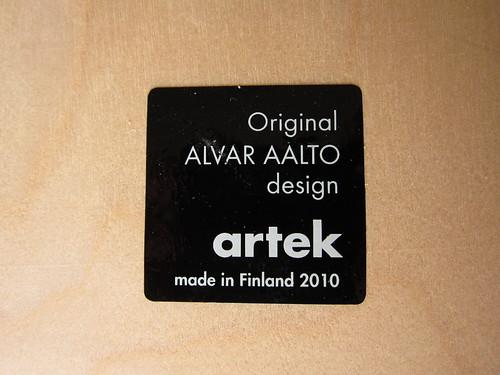 Label artek STOOL 60