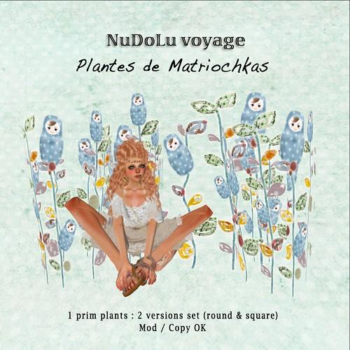 Plantes de Matriochkas AD