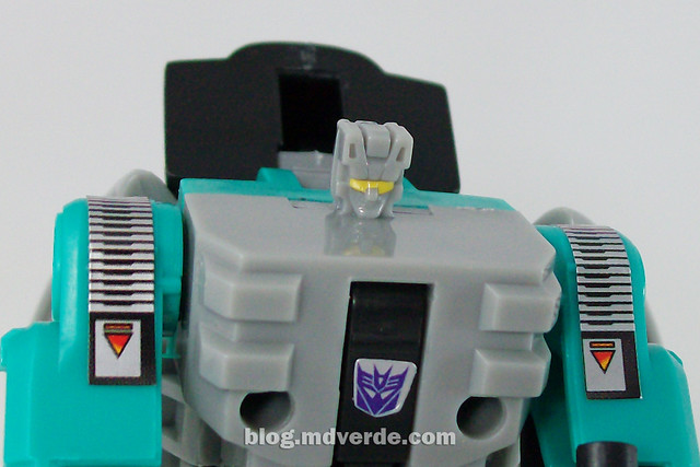 Transformers  Seawing G1 Reissue - modo robot