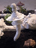 Cordyceps (dhearone) Tags: sculpture art installation instalacion cordyceps metarhizium dhear