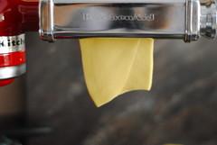 pasta roller