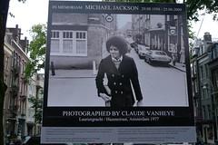 Claude Vanheye-Michael Jackson 1977