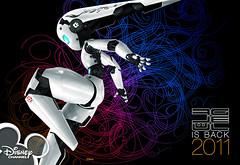 100811(2) - 全3DCG迪士尼科幻動畫《Fireball》確定2011年首播<第二期>!
