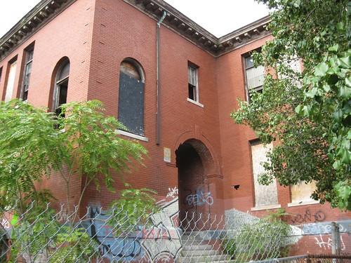 Grove Street School