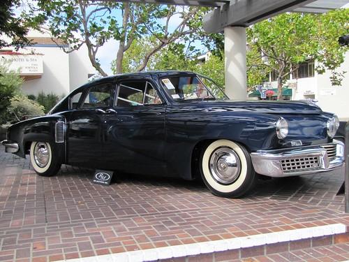 1948 Tucker 4 Door Sedan