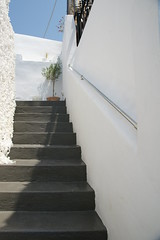 AZUR サントリーニ島・フィラのカフェ