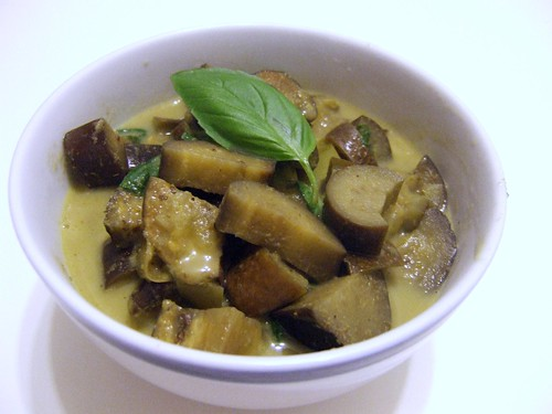 ... to Cook Thai Food: Green Curry Eggplant by Austin Farm to Table