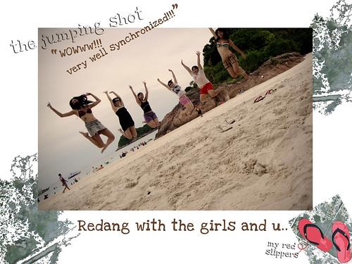jumping shot