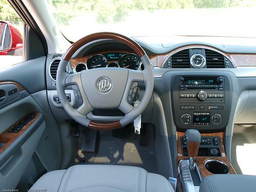 2011 Buick Enclave Cxl. 2011 Buick Enclave CXL