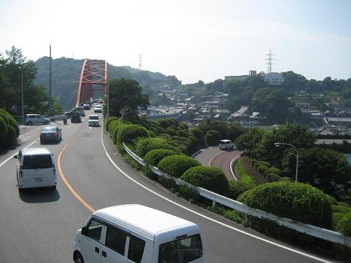 広島 呉 音戸大橋の画像 3